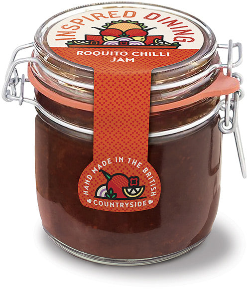 Inspired Dining Roquito Chilli Jam
