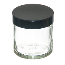 Load image into Gallery viewer, Clear Jar with lid 60ml