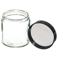 Load image into Gallery viewer, Clear Jar with lid 120ml
