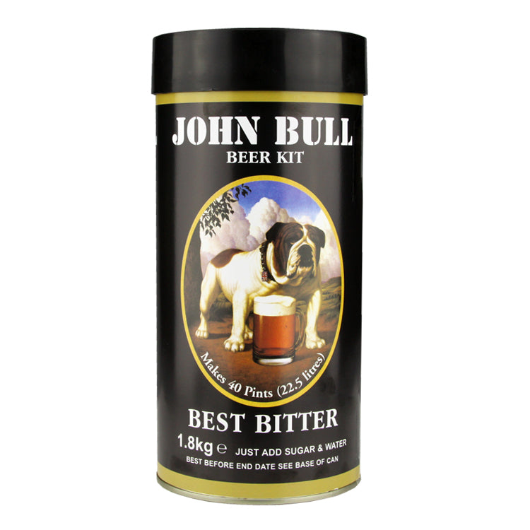 John Bull Best Bitter 1.8kg Beer Kit