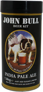 John Bull IPA India Pale Ale Bitter Beer Kit