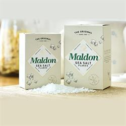 Maldon Sea Salts Packets 250g