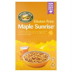 Natures Path Maple Sunrise 300g organic