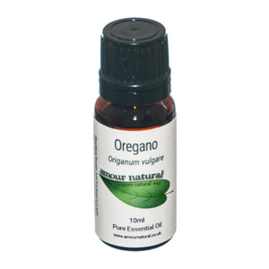 Oregano essential oil (Oreganum vulgare leaf oil) 10ml