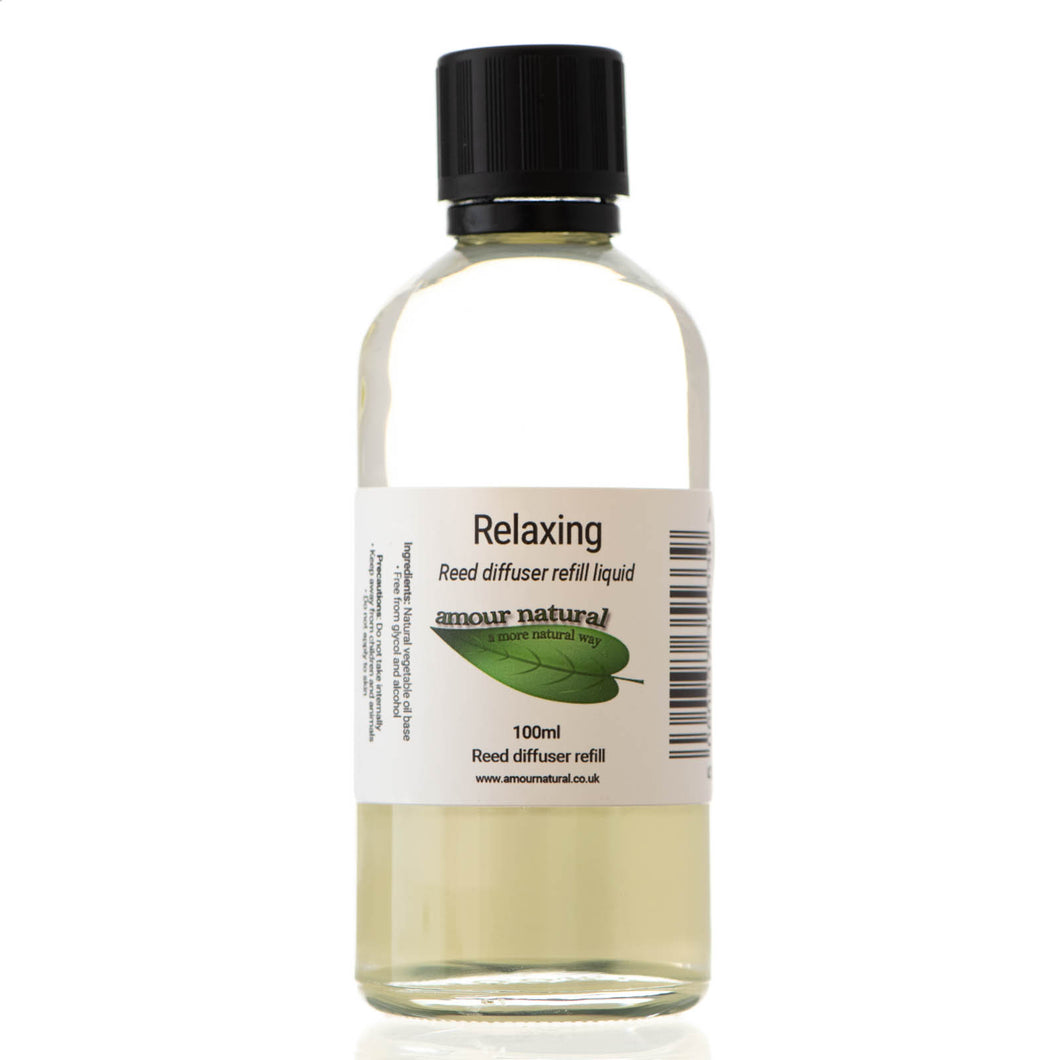 REFIL Reed Diffuser 100ml Relaxing