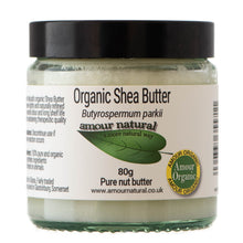 Load image into Gallery viewer, Organic Shea Butter 80g or 220g