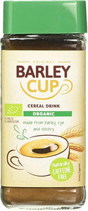Barleycup Organic Cereal Drink Powder 100g