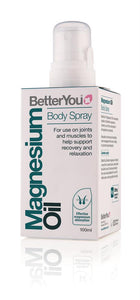 Better You Magnesium Oil 100ml