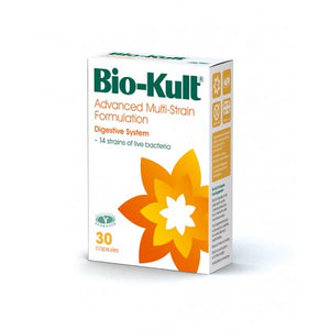 Bio Kult Advanced multi strain probiotic vegetarian 30 capsules