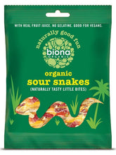 Load image into Gallery viewer, Biona Organic Vegan and Gluten Free Sweets 75g
