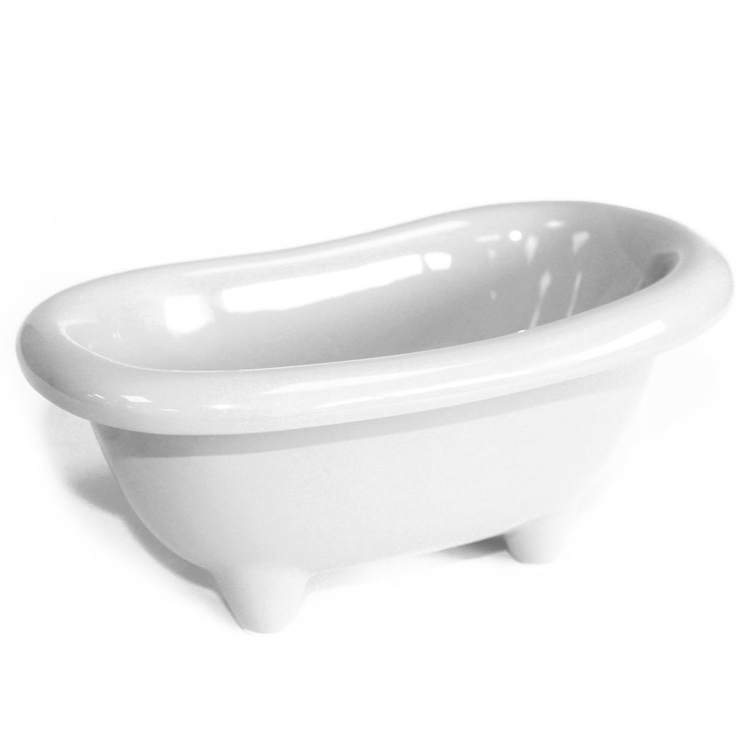 Ceramic Mini Bath White