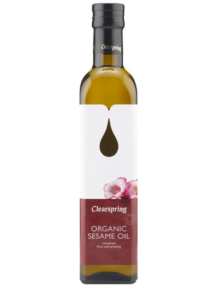 Clearspring Organic Sesame Oil 500ml
