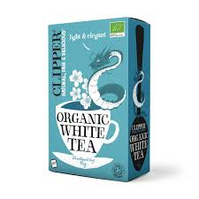 Clipper Organic White Tea 26 bags