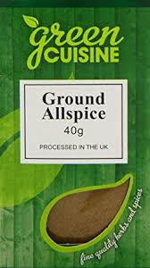 Ground Allspice 40g