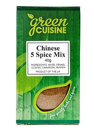 Chinese 5 Five Spice Mix 40g