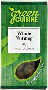 Whole Nutmeg, 20g
