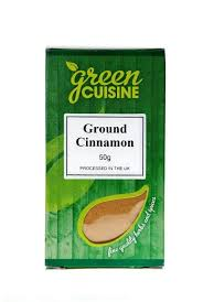Ground Cinnamon, 50g