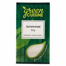 Arrowroot - Ground 50g
