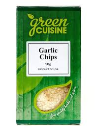 Garlic Chips 50g