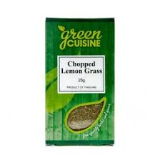 Chopped Lemon Grass 25g