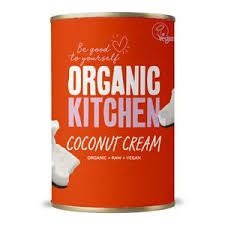 Organic Kitchen Coconut Cream 400ml