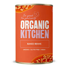 Organic Kitchen Baked Beans