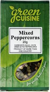 Mixed Peppercorns 20g