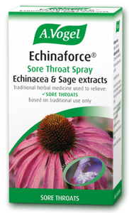 A Vogel Echinaforce Throatspray NEW 30ml