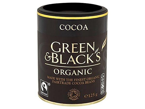Green & Blacks Organic Cocoa Powder Fairtrade 125g