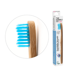 Load image into Gallery viewer, Humble Kids Soft Bamboo Tooth Brush (choose your colour)