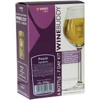 Wine Buddy Fruit Peach 6 bottle wine kit