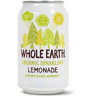 Whole Earth Organic Lemonade Drink 330ml