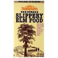 THOMPSONS FROM RAY HILL, Slippery Elm Food Unmalted, 454g
