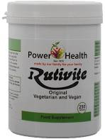 RUTIN PRODUCTS, Rutivite 250 caps