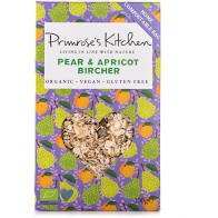 Primroses Kitchen Pear & Apricot Bircher