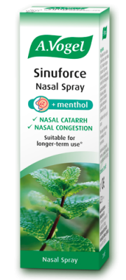 Sinuforce Nasal Spray, congestion & catarrh