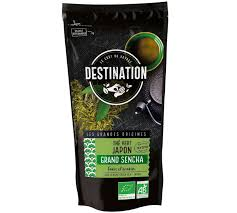 Destination Organic Loose Japan Grand Green Sencha Tea