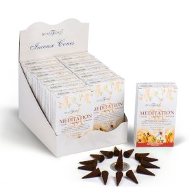 Incense Cones Pack of 15 Meditation