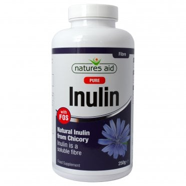 Natures Aid Inulin 250g