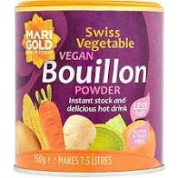 Marigold Vegan Bouillon REDUCED SALT (PURPLE) 500g