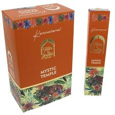 Tales of India Mystic Temple Incense 15g