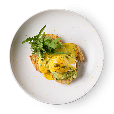 Eggs Benedict (Avocado)