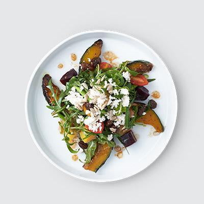 Roasted Pumpkin Salad