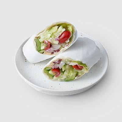 The Perfect Greek Wrap
