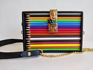Colored Pencil Bag
