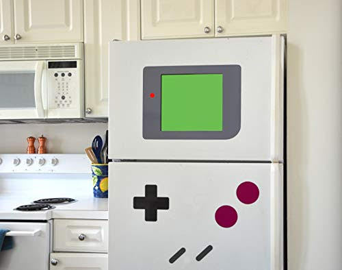 Retro Gaming Fridge Magnet Set