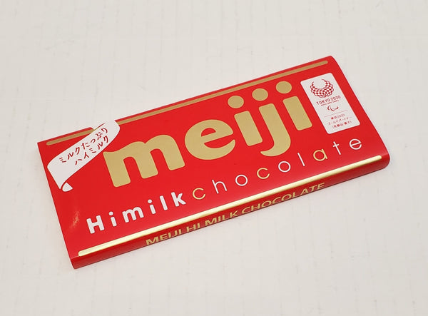 Meiji chocolate 明治朱古力