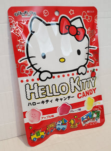 Senjaku Hello Kitty sakura fruits candy 扇雀吉蒂貓什味水果糖