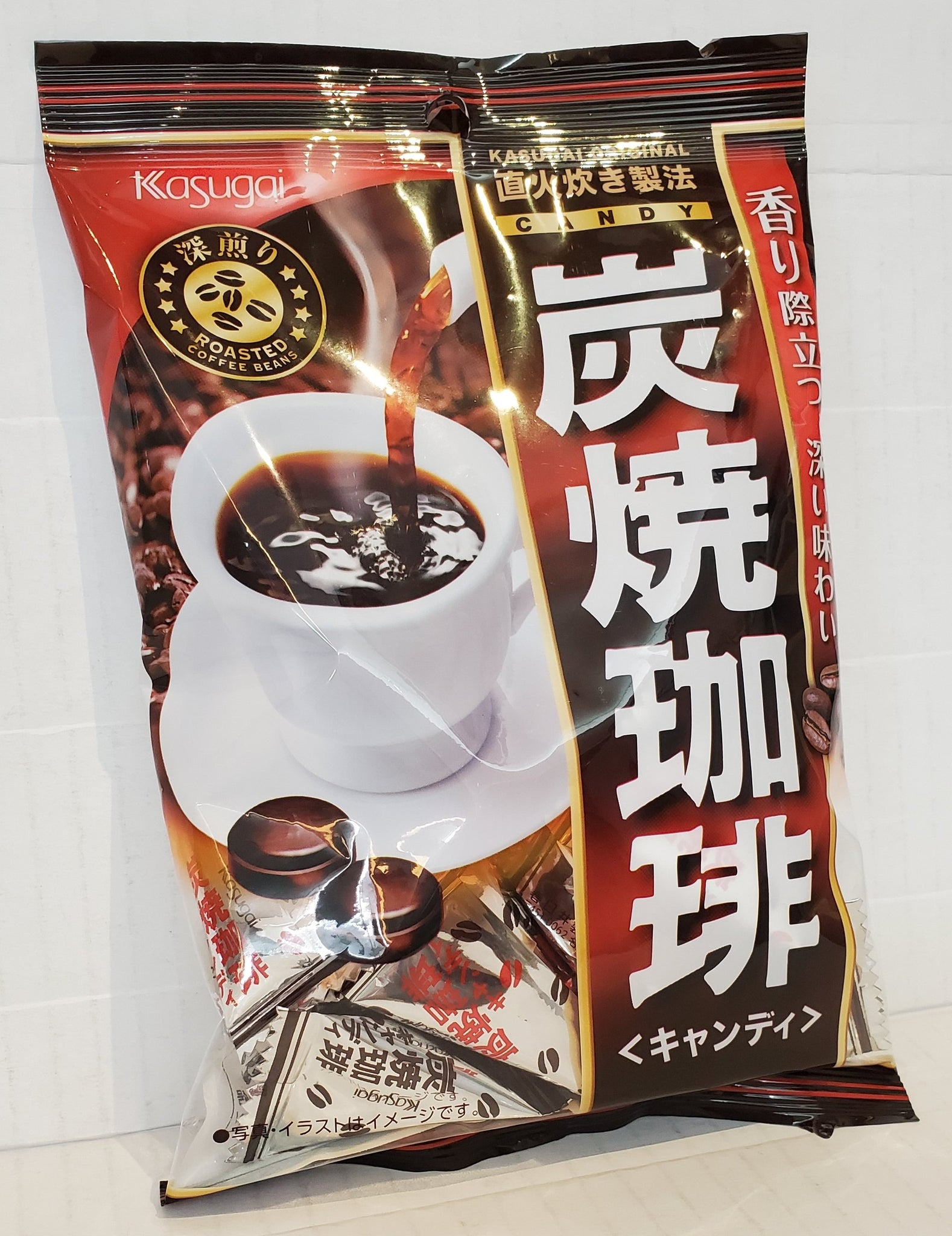 Kasugai Sumiyaki coffee candy 春日井炭燒咖啡糖