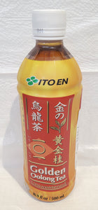 ITO EN golden oolong tea  伊藤園金烏龍茶